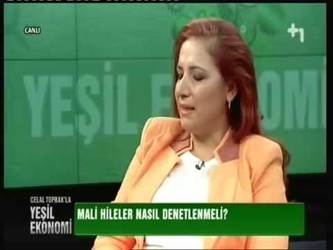 Pusula Danışmanlık ve Adli Muhasebe Uzmanlığı Firma Sahibi Fikriye Aslan +1 TV de (04.07.2014)